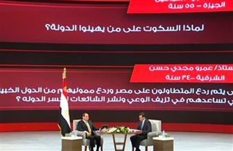 الرئيس السيسي: بناء المدن الجديدة ليس ترفا ولكن ضرورة لمواكبة النمو السكاني