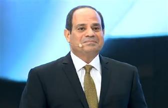 """المؤتمر الوطني للشباب يختتم أعماله.. والرئيس السيسي: """"ربنا يحفظ مصر وشعبها من كل سوء"""""""