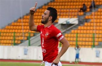 صلاح محسن يقود هجوم سموحة أمام الاتحاد السكندري
