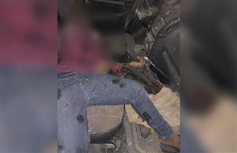 الداخلية: مقتل مجموعة إرهابية قبل تنفيذ سلسلة من العمليات العدائية بمنطقة جلبانة في شمال سيناء | صور وفيديو