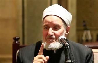 """""""البحوث الإسلامية"""" ينعي عالم الحديث سعد جاويش"""