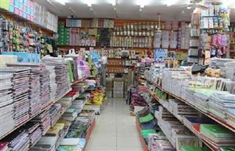هل انخفضت أسعار مستلزمات المدارس في الفجالة؟.. رئيس شعبة المكتبات يجيب