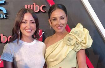 شاهد إطلالة سميرة سعيد وميس حمدان في حفل إطلاق برنامج  The voice