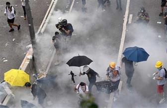 شرطة هونج كونج تبرر استخدام الذخيرة الحية في اشتباكات مع متظاهرين
