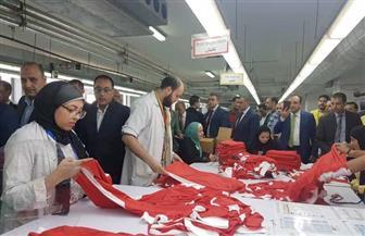 رئيس الوزراء يشيد بالجهود المبذولة بالمنطقة الحرة بمدينة نصر بعد تطويرها