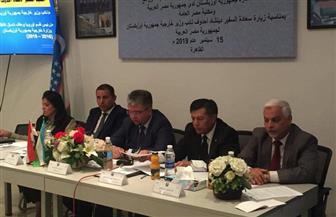 نائب وزير خارجية أوزبكستان: مهتمون بتكثيف الجهود المشتركة مع مصر لفتح منافذ أكثر أمام حركة التجارة
