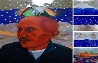 """""""بداية طريق"""" عنوان معرض تشكيلي يضم 40 فنانا بقاعة هيباتيا بالإسكندرية"""