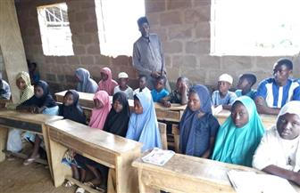 متدربو منظمة خريجى الأزهر بنيجيريا ينشرون وسطية الإسلام بين الشباب | صور