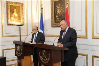 سامح شكري: مصر لن تسمح بمحاولة فرض الإرادات في مفاوضات سد النهضة