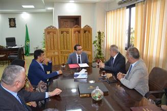 توقيع بروتوكول تعاون بين مديرية القوى العاملة وجمعية المستثمرين الصناعيين بالإسماعيلية