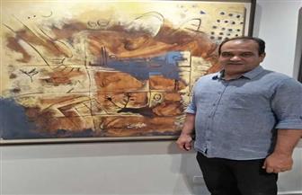 تشكيليون يستلهمون الموروث الشعبي المصري بجاليري المشربية| صور