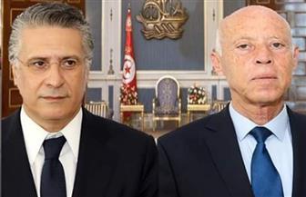 المرشح لانتخابات تونس الرئاسية قيس سعيد يؤيد الإفراج عن منافسه القروي