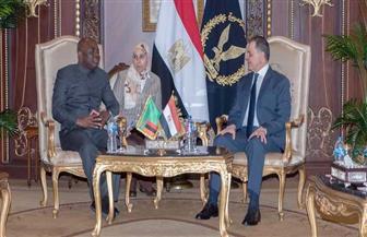 وزير الداخلية يستقبل نظيره الزامبي لبحث سبل التعاون الأمنى