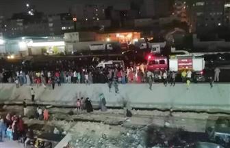 سقوط طفل في بالوعة صرف صحي بمدينة السلام | صور
