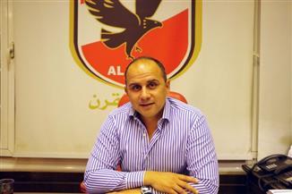 محمد مرجان: إقامة السوبر في مصر أقوى رد على المشككين