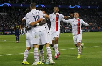 باريس سان جيرمان يحسم تأهله إلى دور الستة عشر من دوري الأبطال