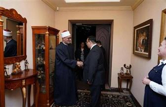 سفارة مصر في كازاخستان تستقبل أمين عام مجمع البحوث الإسلامية بالأزهر الشريف