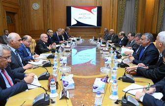 """""""اللجنة الوزارية للإنتاج"""" تجتمع لمناقشة سياسات وخطط التنمية للحكومة  صور"""