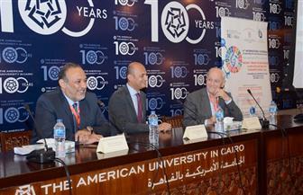اختتام فاعليات المؤتمر الدولى للكيمياء الحيوية والبيولوجيا الجزيئية بالجامعة الأمريكية بالقاهرة|صور