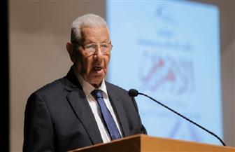 وصول رئيس المجلس الأعلى للإعلام إلى مقر انعقاد مؤتمر الأهرام الأول للدواء