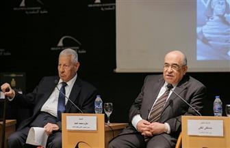 """مصطفى الفقي: الأهرام """"ديوان الحياة المعاصرة"""".. وننظر إليها باعتبارها """"مدرسة"""""""