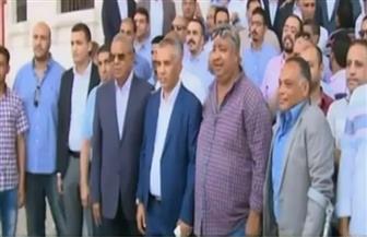 """مقاولون مصريون يطلقون حملة للتبرع لصندوق """"تحيا مصر""""  فيديو"""