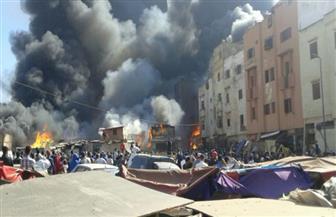 مقتل 27 طفلا في حريق بمدرسة في ليبيريا