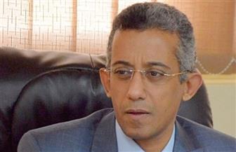 زياد عبد التواب قائما بأعمال مساعد أمين عام مجلس الوزراء لنظم المعلومات والتحول الرقمى