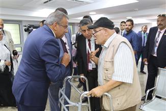 الصغير: تطوير مركز البريد المصري للتبادل واللوجيستيات بمطار القاهرة وفقا لمعايير عالمية