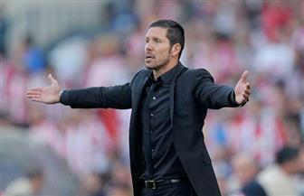 مدرب أتلتيكو مدريد: إنها مباراة للتاريخ شهدت تغلبنا على منافس استثنائي