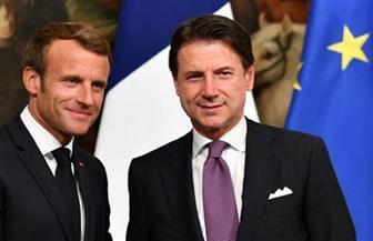 ماكرون وكونتي يدعوان لإصلاح سياسة الهجرة في الاتحاد الأوروبي