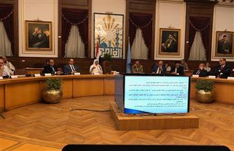 ورشة عمل بشأن قانون التصالح في مخالفات البناء وتقنين أوضاعها بديوان محافظة القاهرة | صور