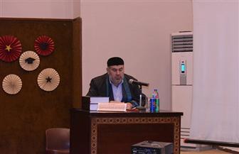 باحث شيشاني يحصل على الدكتوراه في دراسة أصولية بجامعة الأزهر | صور