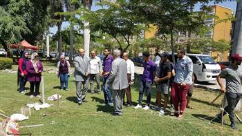 جامعة المنصورة تنهي استعداداتها لاستقبال العام الدراسي | صور