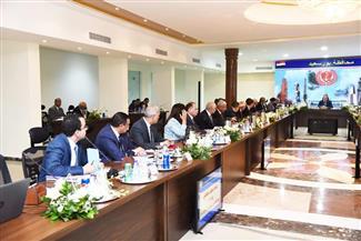 تكليفات مهمة من رئيس الوزراء خلال أول اجتماع لمجلس المحافظين خارج العاصمة