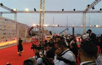 الاستعدادات النهائية لحفل افتتاح مهرجان الجونة السينمائي | صور