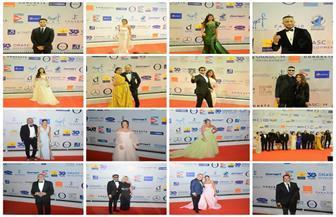 60 صورة تلخص حفل افتتاح مهرجان الجونة السينمائي