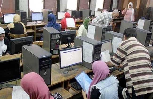 تنسيق الشهادات الفنية  بدء تسجيل رغبات القبول بالجامعات