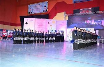 ختام حفل افتتاح أسبوع شباب الجامعات الثاني لمتحدي الإعاقة في المنوفية| صور