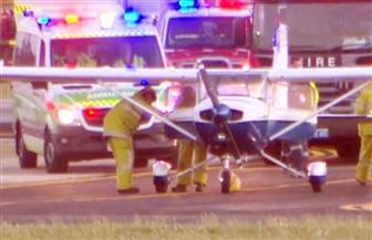 طالب طيران أسترالي يهبط بالطائرة بعد وفاة معلمه في الجو