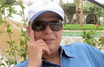 تشييع جنازة الزميل عبد الناصر أحمد نائب رئيس تحرير الأهرام المسائي بمسقط رأسه في أسيوط