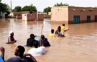 جسر جوي سعودي لإغاثة متضرري السيول في السودان