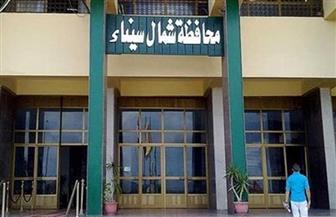 محافظة شمال سيناء تخصص أرقاما للإبلاغ عن الطوارئ بسبب الطقس السيئ
