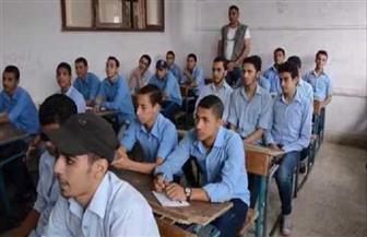 وكيل تعليم دمياط يشدد على متابعة المدارس مع بداية اليوم الثاني  للدراسة