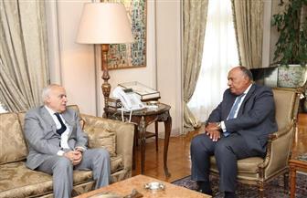 وزير الخارجية يبحث مع الممثل الأممي الخاص إلى ليبيا مستجدات الوضع على الساحة الليبية