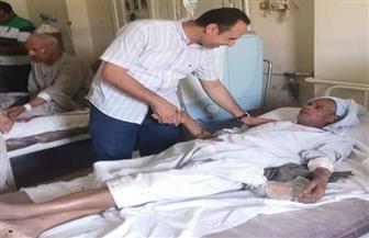 وكيل  صحة سوهاج يتفقد مستشفى دار السلام ويحل مشكلة الكهرباء بوحدة الغسل الكلوى | صور