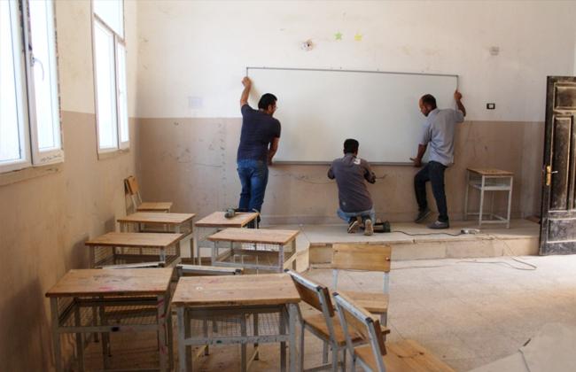 هيئة الأبنية التعليمية بالقاهرة تنهي صيانة المدارس قبل بدء الدراسة الأحد المقبل -