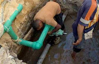 """""""مياه سوهاج"""": الانتهاء من توصيل خدمة مياه الشرب لـ22 مدرسة ومعهدا أزهريا"""