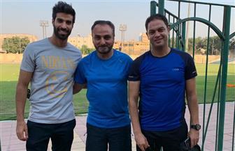 الداخلية يتعاقد مع مصطفى حجاب لمدة موسمين