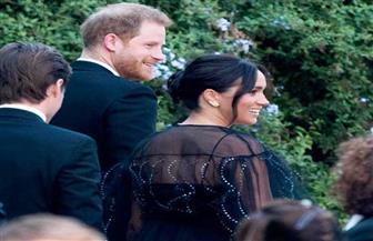 الأمير هاري وزوجته ميجان وإيفانكا ترامب يحضرون زفاف مصممة الأزياء ميشا نونو|صور